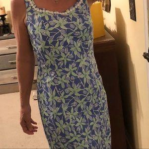 Lilly Pulitzer ladybug picnic shift dress
